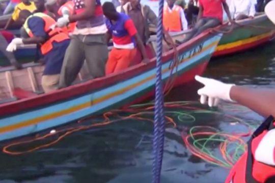 Korban tewas akibat kapal tenggelam capai 218 orang