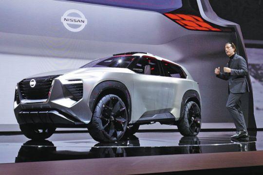 Tahun 2019, Nissan-Dongfeng bakal produksi 23 ribu mobil listrik di China