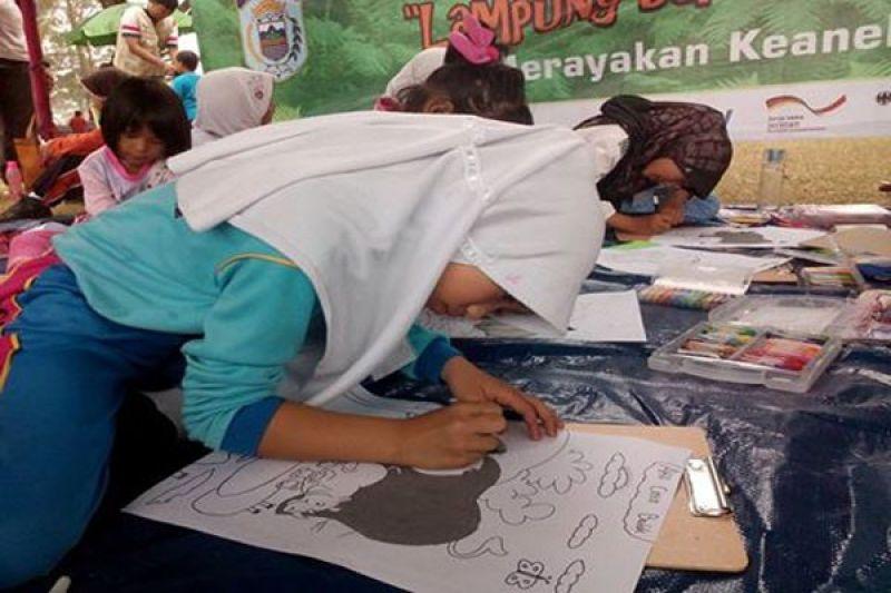 Wwf Badak Indonesia Perlu Habitat Baru Antara News Lampung