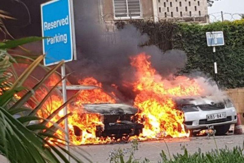 Kepala Polisi Kenya : Serangan diduga dilakukan militan