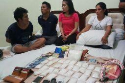 BNN Sulbar Meringkus Enam Pelaku Penyalahgunaan Narkoba