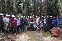Mahasiswa Sidney Apresiasi Industri Sawit Di Riau