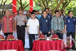 KPU Bantaeng Launching Pilkada Serentak 2018