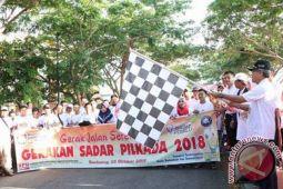 KPU Bantaeng Canangkan Gerakan Sadar Pilkada 2018
