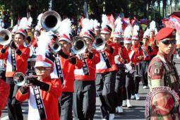 35 Tim Marching Band Ikuti AMBC