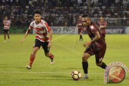 PSM Makassar Kalahkan Madura United 6-1