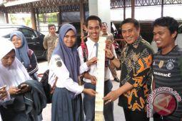 Wawali Makassar Ajak Siswa SMA-SMK Nobar