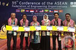 Enam Insinyur UMI Terima Penghargaan Asean