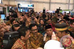 UIN Alauddin Pamerkan Produk Kreatif Di IIEE