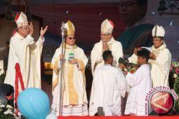 Uskup : Hadapi Ujaran Kebencian Dengan Semangat Injil