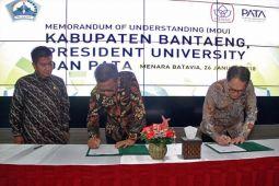 Pemkab Bantaeng-Jababeka tandatangani MoU infrastruktur