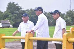 Menteri PUPR : Irigasi 2018 bertambah 2.000 proyek