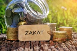 Baznas Makassar targetkan penerimaan zakat rp16 miliar