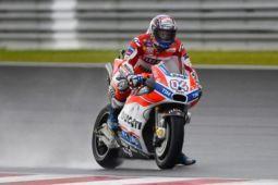 Dovizioso juara MotoGP Qatar, setelah duel dengan Marc Marquez