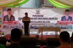 Gubernur resmikan gedung baru RSUD Labuang Baji