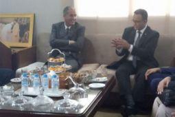 Anies bertemu Wali Kota Casablanca