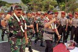 Kapolri : Sinergitas Kepolisian Indonesia-TNI harus tetap dilaksanakan