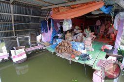 Tolitoli terendam banjir akibat hujan deras