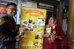 Aminah raup puluhan juta dari bumbu Makassar