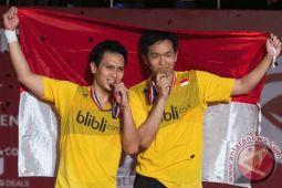 Pasangan Hendra/Ahsan juara Malaysia IC 2018