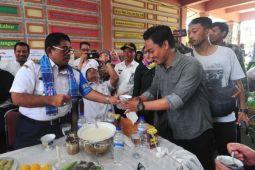 Penjabat Gubernur perkenalkan kuliner