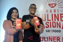 Gojek gelar hari kuliner nasional di Makassar