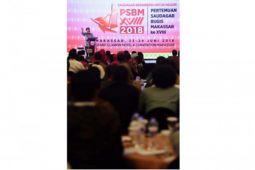 Pertemuan Saudagar Bugis Makassar dimeriahkan tarian multietnis (Video)