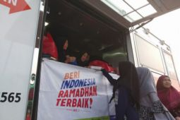 ACT-TNI distribusi paket pangan Ramadhan untuk masyarakat perbatasan