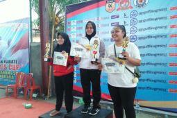 Anak binaan Astra Agro juara karate se-Sulawesi
