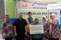 Pertamina MOR VII bangun posyandu di Makassar