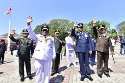 Penjabat gubernur imbau jaga persatuan maknai kemerdekaan