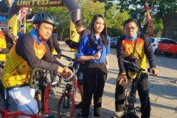 Wagub lepas peserta jambore sepeda lipat nasional