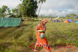 Pengungsi Butuh 18 ribu tenda hunian di Sulteng