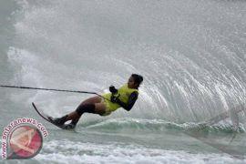 Sulsel tambah dua medali kejurnas ski air