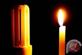 Gangguan jaringan PLN sebabkan listrik padam di Kendari