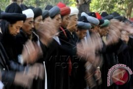 An-Nadzir congregation of Gowa to commemorate eid al-fitr earlier