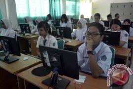 Mamuju evaluasi pelaksanaan UNBK tingkat SLTP