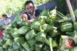 Warga Gorontalo mulai persiapkan perayaan Lebaran ketupat