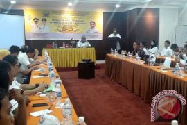 Kadispora Bantaeng Berbagi Kisah Kabupaten Layak Pemuda