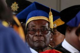 Ribuan Warga Zimbabwe Turun Ke Jalan Tuntut Mugabe Mundur