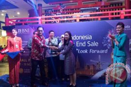 BNI-Garuda Indonesia Gelar