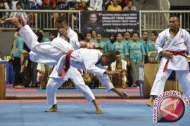 Dua Karateka Sulsel Tembus Final Kejuaraan Antarmaster