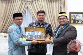 Kesultanan Hasanuddin Malaysia bantu pembangunan masjid Gowa