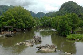 Kampung karst Rammang-Rammang