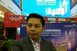 Garuda Buka Penerbangan Langsung Makassar-Palembang