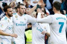 Real Madrid gilas Deportivo 7-1