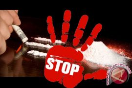 Polres Mamuju tangkap lima pelaku penyalahgunaan narkoba