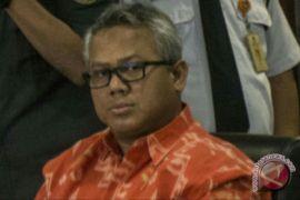 KPU larang pasang gambar presiden-wapres pada APK