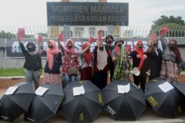 Aksi Kamisan Makassar