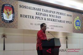 Dubes Djauhari awali tugas sosialisasi Pemilu